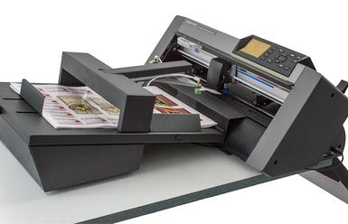 Graphtec CE6000-40, Cutting für Bogenformat